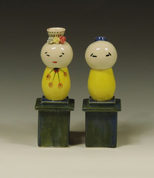Couple 4 - Ceramics by JOCL