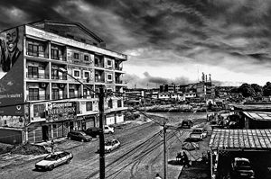 Babi City Black And White Edition