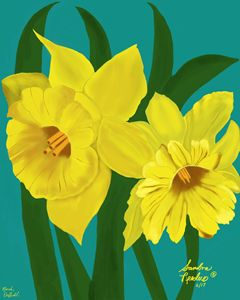 March, Daffodil
