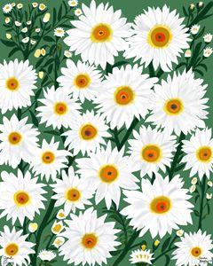 April, Daisy