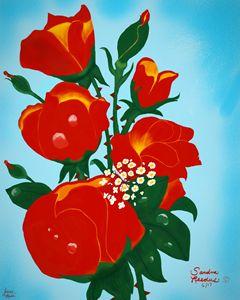 June, Rose