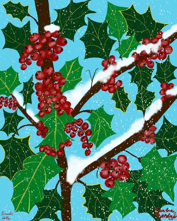 December, Holly - DigitalNana