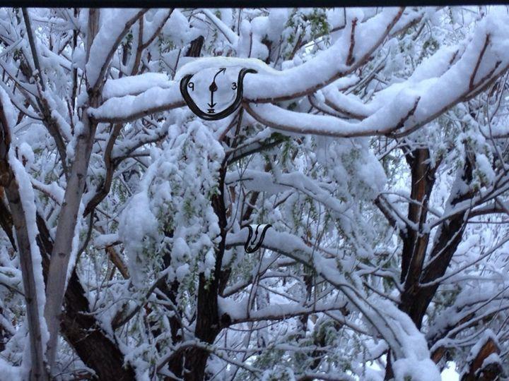 Snow time - Lisa poor