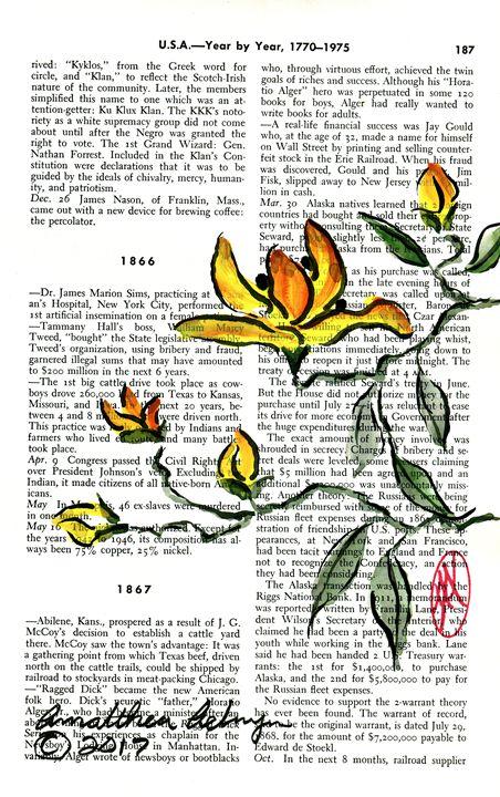 Yellow Tree Flower - Aelwyn Studios