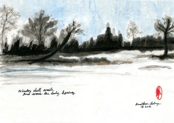 Winter Woos - Aelwyn Studios