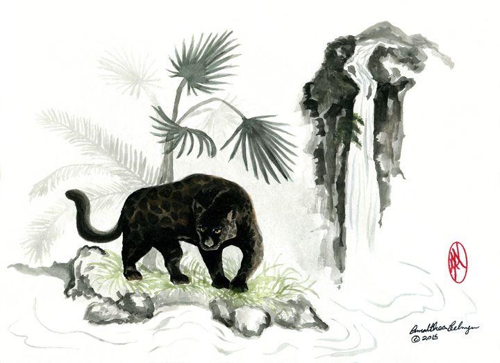 Jaguar Island - Aelwyn Studios