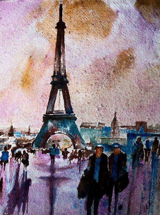 Paris Memoirs - KashiKa