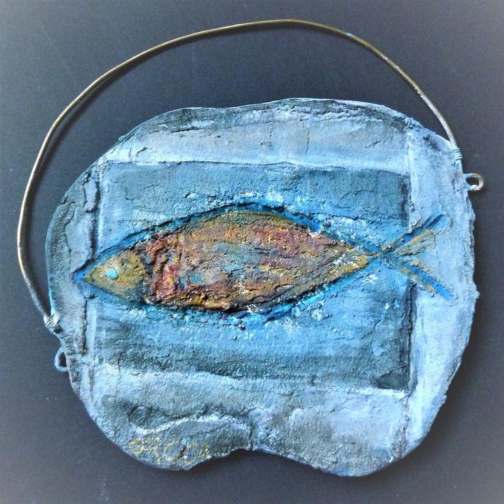 Fish wall art - Oroca