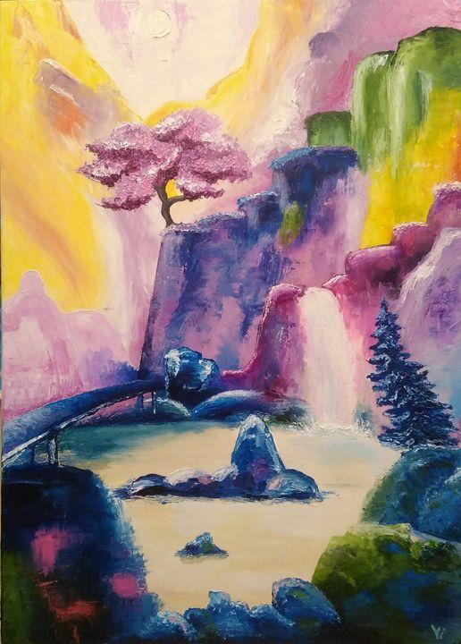 Fairy Mountains - Viktoriia's