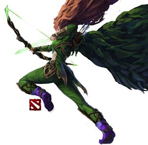 Lyralei the Windranger