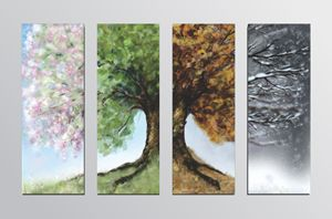 Seasons (4 Panel Split)