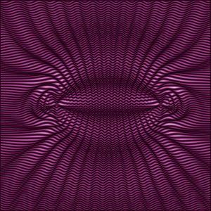 Purple Surround Waves