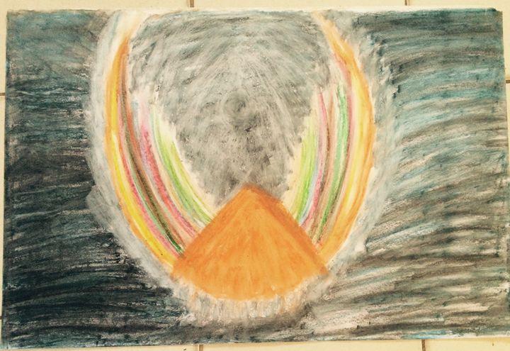 Pyramid of light - Aluna Arte Borikén