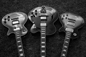 Guitars, Blues and Rock