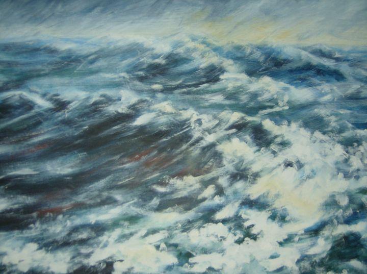Sea 1 - Joy Donnan
