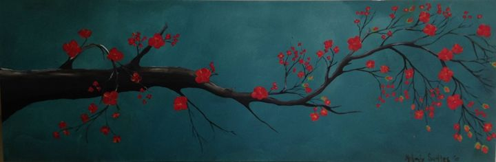 Red Branch - Melody Taylor Suttles