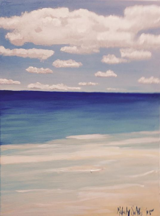 Morning Cumulus - Melody Taylor Suttles