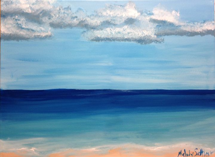 The Beach - Melody Taylor Suttles