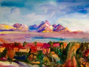 Mountains Tatras