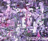 Abstract Acrylic Art