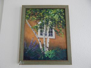 """Santa Fe Birch"" by Cliff Gillock"