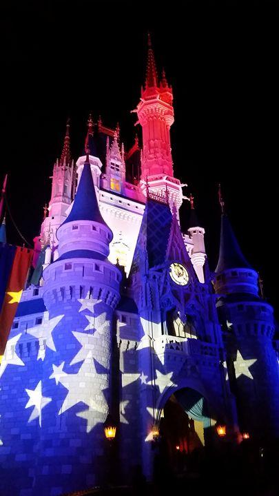 Disney Magic - Kats Art