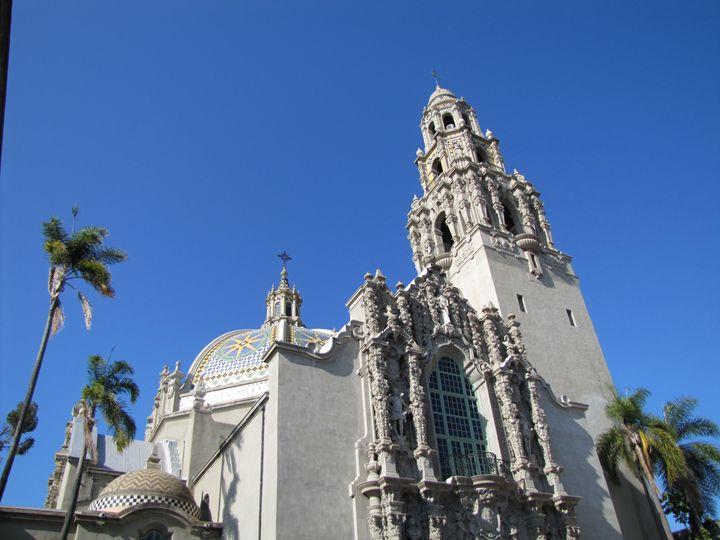 Balboa Park Cathedral - Mystikal Imajes