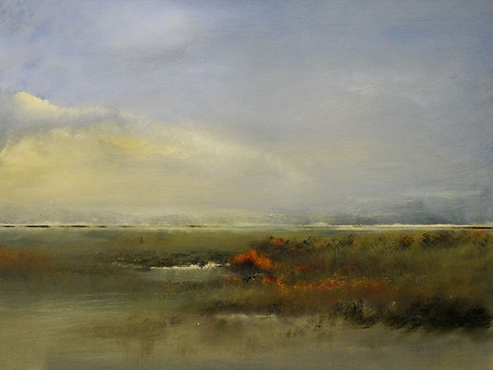 Marsh - Cape Cod Captured Art by Michael Marrinan