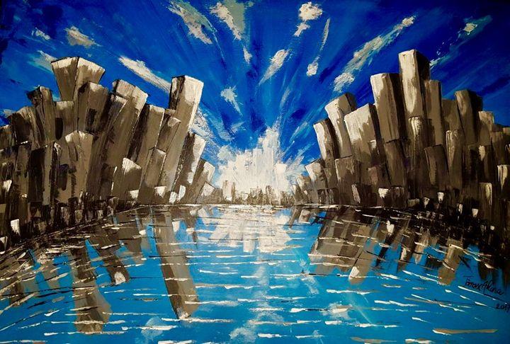 Skyscrapers - Alina Tanase