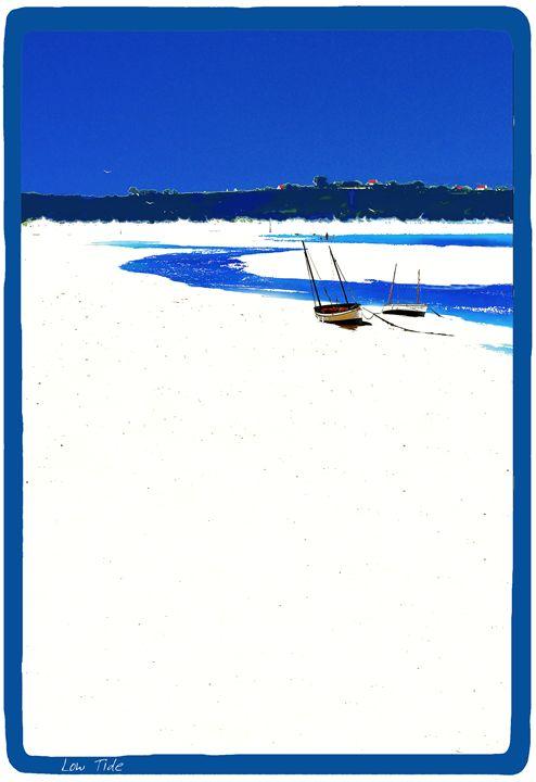 Low Tide - Lighthouse Publishing