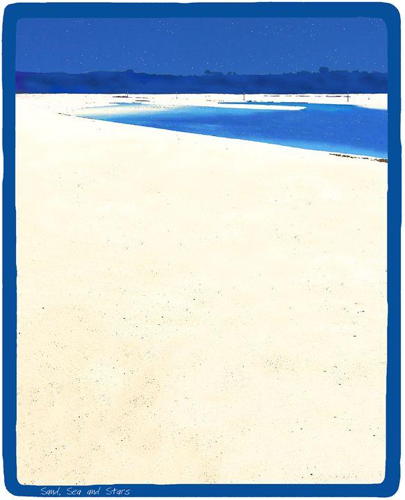 Sand. Sea and Stars - Lighthouse Publishing