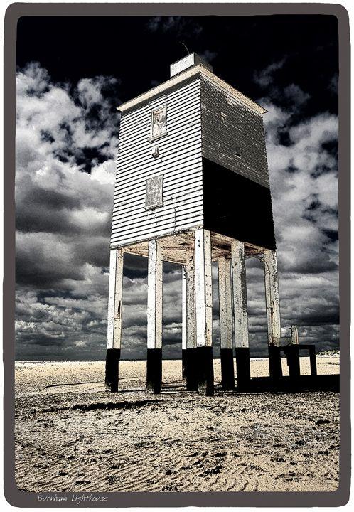 Burnham Lighthouse - Lighthouse Publishing