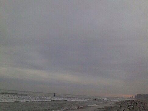 Winter beach time - Classy Jassie