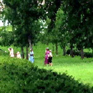Women at the Park