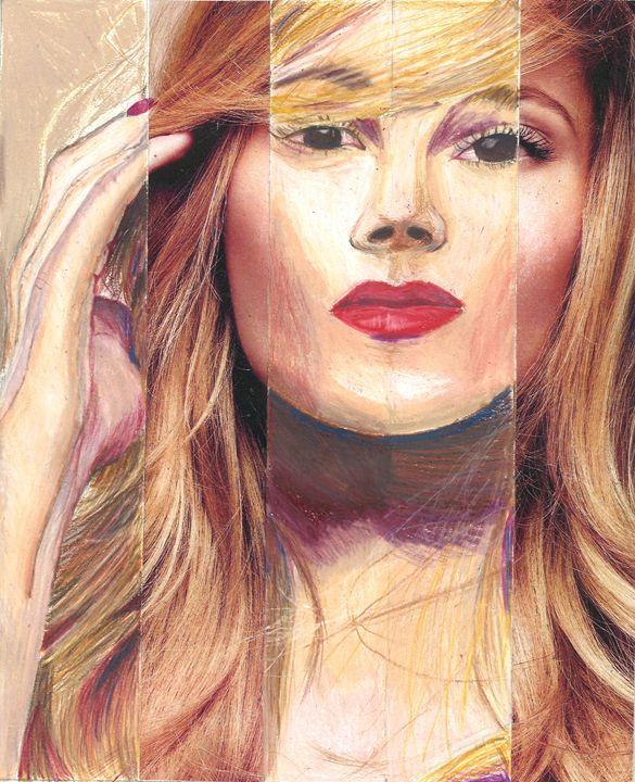 Striped Face - Gabby