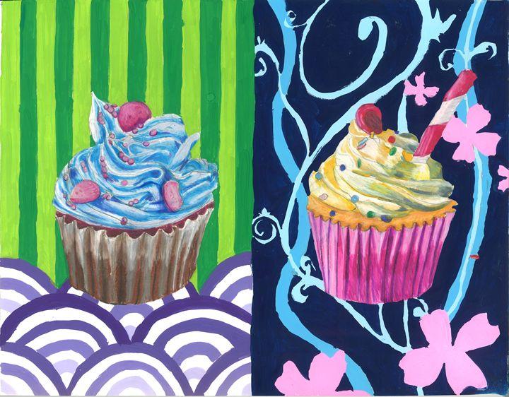 Cupcakes - Gabby