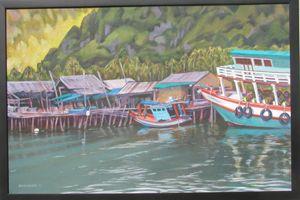 Koh Chang Boats