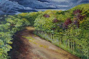 """Take this path"" - Jessica D Perez"
