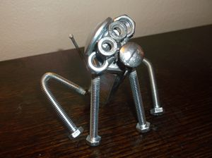 Monkey Metal Art