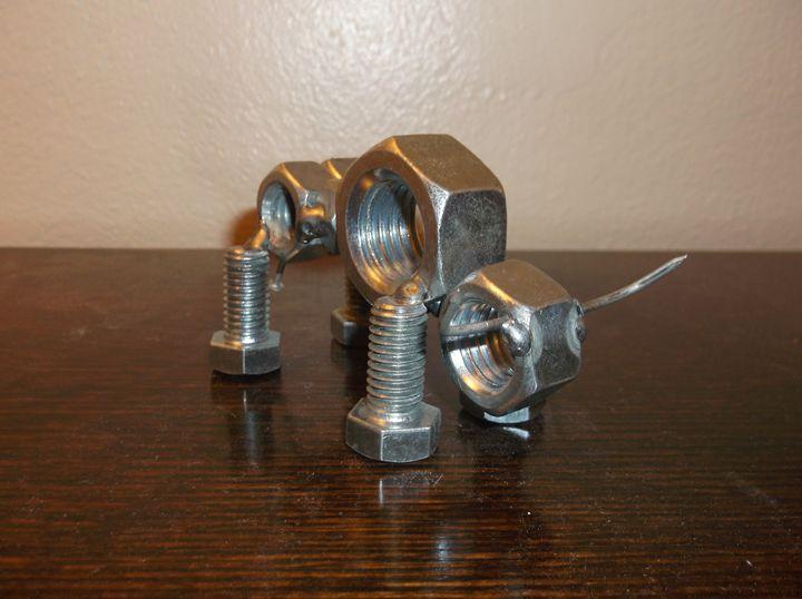 Bull Metal Art - Creationswelded