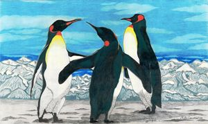 Chilly Conversations - KFMConcepts Art Gallery