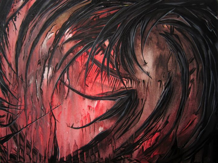 hidden secrets of bleeding hearts - andre Illustration