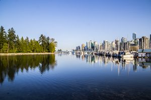 Vancouver - Stanley Park City