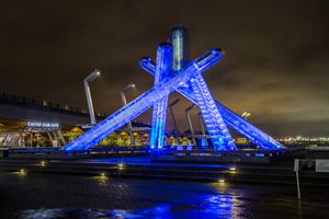 Vancouver - Olympic Cauldron
