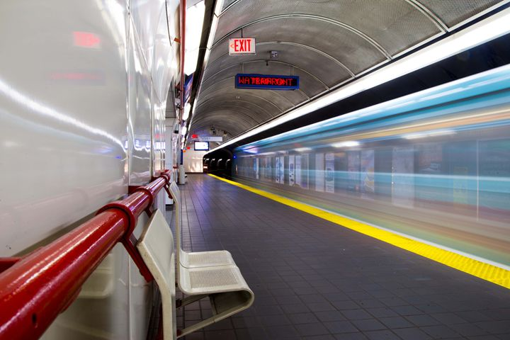 Vancouver - Subway - Graham Dunk Photography