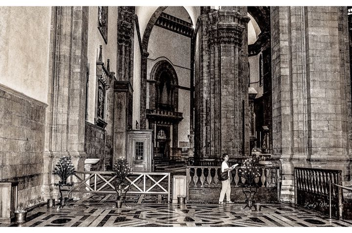 CATHEDRALS OF ITALY - Lady Marie