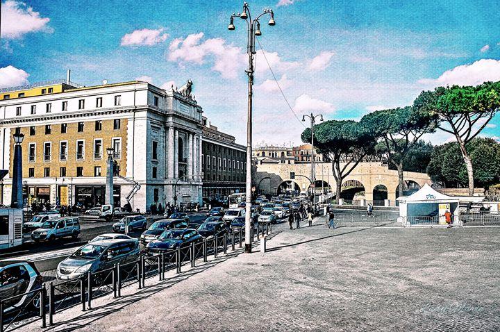 VATICAN CITY, ROME - Lady Marie