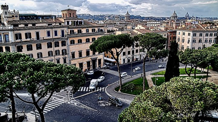 ROME - Lady Marie