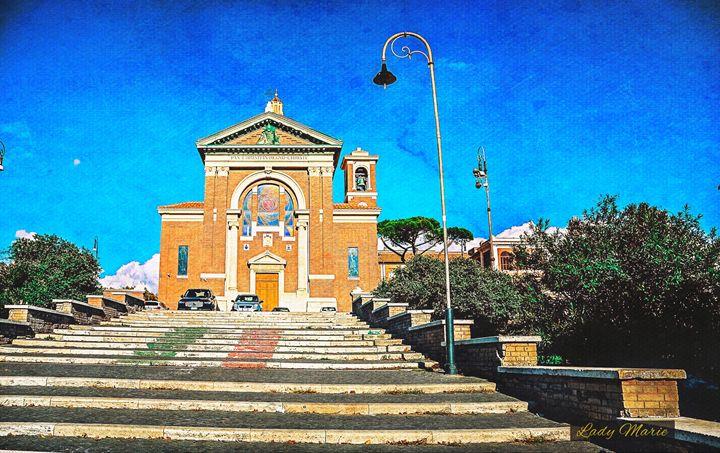 OSTIA LIDO, ITALY - Lady Marie