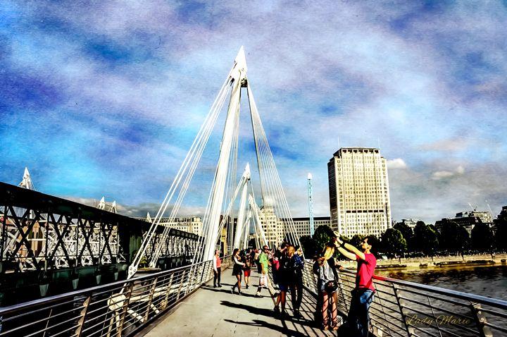 LONDON, ENGLAND - Lady Marie